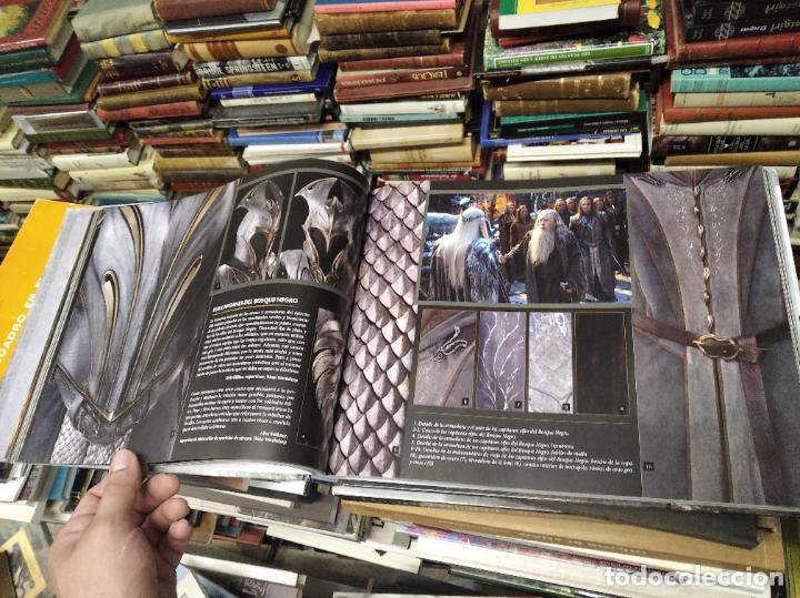 Libros de segunda mano: COLECCIÓN COMPLETA EL HOBBIT . CRÓNICAS . 6 TOMOS + MAPS OF TOLKIENS + EL MUNDO DE TOLKIEN - Foto 126 - 210151335