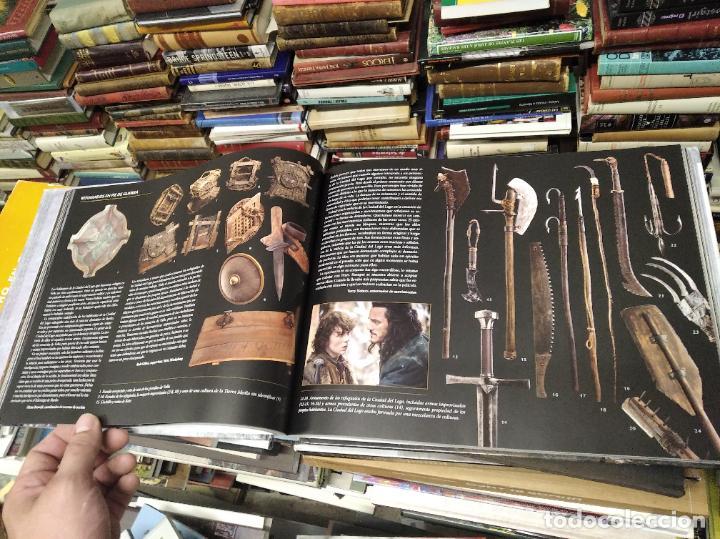 Libros de segunda mano: COLECCIÓN COMPLETA EL HOBBIT . CRÓNICAS . 6 TOMOS + MAPS OF TOLKIENS + EL MUNDO DE TOLKIEN - Foto 127 - 210151335