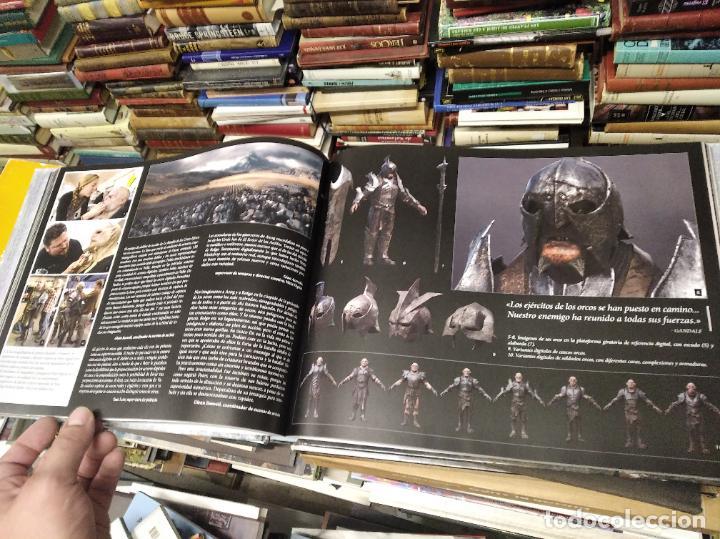 Libros de segunda mano: COLECCIÓN COMPLETA EL HOBBIT . CRÓNICAS . 6 TOMOS + MAPS OF TOLKIENS + EL MUNDO DE TOLKIEN - Foto 129 - 210151335