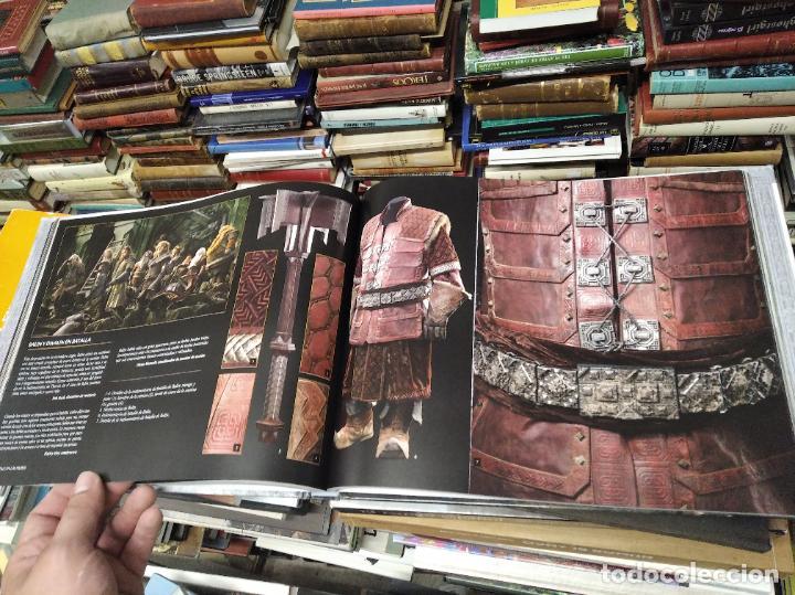 Libros de segunda mano: COLECCIÓN COMPLETA EL HOBBIT . CRÓNICAS . 6 TOMOS + MAPS OF TOLKIENS + EL MUNDO DE TOLKIEN - Foto 130 - 210151335