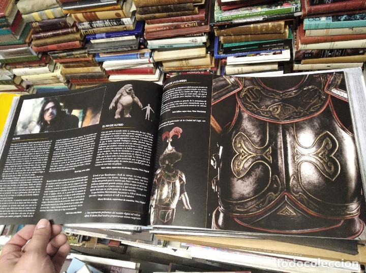 Libros de segunda mano: COLECCIÓN COMPLETA EL HOBBIT . CRÓNICAS . 6 TOMOS + MAPS OF TOLKIENS + EL MUNDO DE TOLKIEN - Foto 132 - 210151335