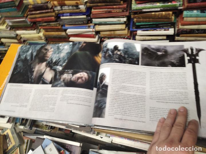 Libros de segunda mano: COLECCIÓN COMPLETA EL HOBBIT . CRÓNICAS . 6 TOMOS + MAPS OF TOLKIENS + EL MUNDO DE TOLKIEN - Foto 133 - 210151335