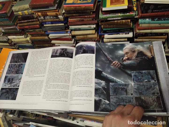 Libros de segunda mano: COLECCIÓN COMPLETA EL HOBBIT . CRÓNICAS . 6 TOMOS + MAPS OF TOLKIENS + EL MUNDO DE TOLKIEN - Foto 134 - 210151335