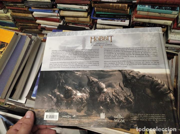 Libros de segunda mano: COLECCIÓN COMPLETA EL HOBBIT . CRÓNICAS . 6 TOMOS + MAPS OF TOLKIENS + EL MUNDO DE TOLKIEN - Foto 138 - 210151335