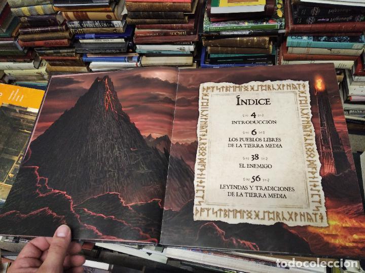 Libros de segunda mano: COLECCIÓN COMPLETA EL HOBBIT . CRÓNICAS . 6 TOMOS + MAPS OF TOLKIENS + EL MUNDO DE TOLKIEN - Foto 144 - 210151335