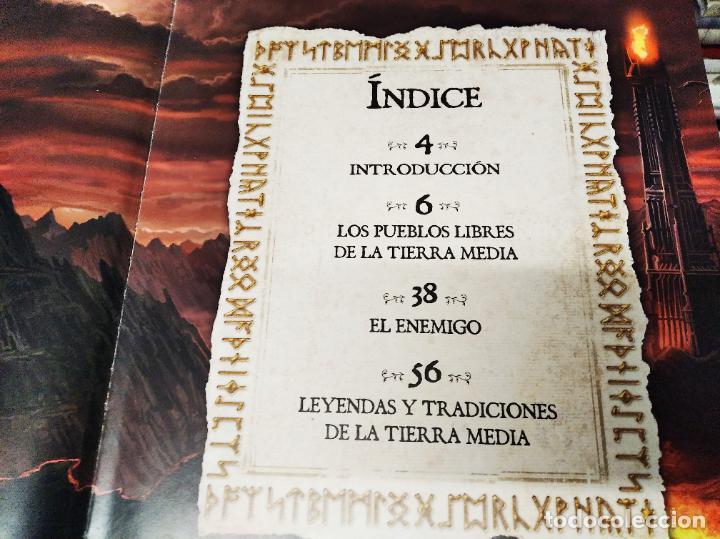 Libros de segunda mano: COLECCIÓN COMPLETA EL HOBBIT . CRÓNICAS . 6 TOMOS + MAPS OF TOLKIENS + EL MUNDO DE TOLKIEN - Foto 145 - 210151335