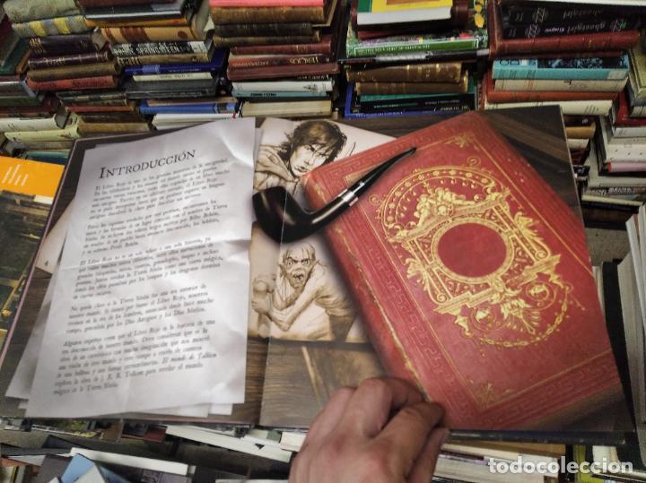 Libros de segunda mano: COLECCIÓN COMPLETA EL HOBBIT . CRÓNICAS . 6 TOMOS + MAPS OF TOLKIENS + EL MUNDO DE TOLKIEN - Foto 146 - 210151335