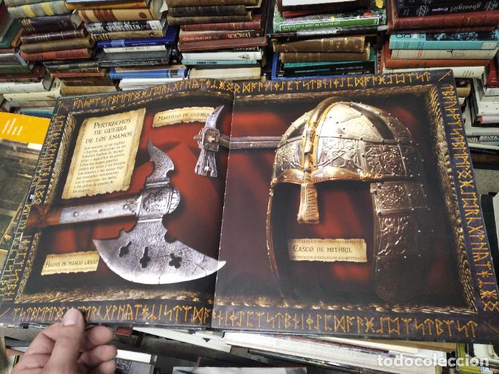 Libros de segunda mano: COLECCIÓN COMPLETA EL HOBBIT . CRÓNICAS . 6 TOMOS + MAPS OF TOLKIENS + EL MUNDO DE TOLKIEN - Foto 148 - 210151335