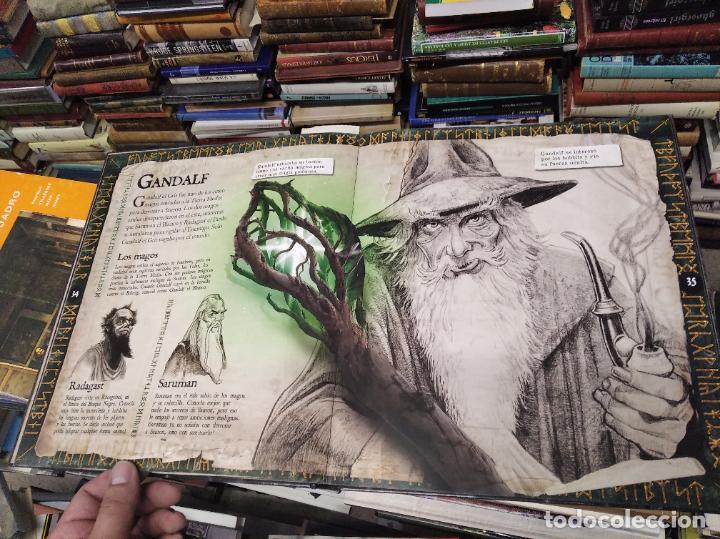 Libros de segunda mano: COLECCIÓN COMPLETA EL HOBBIT . CRÓNICAS . 6 TOMOS + MAPS OF TOLKIENS + EL MUNDO DE TOLKIEN - Foto 151 - 210151335
