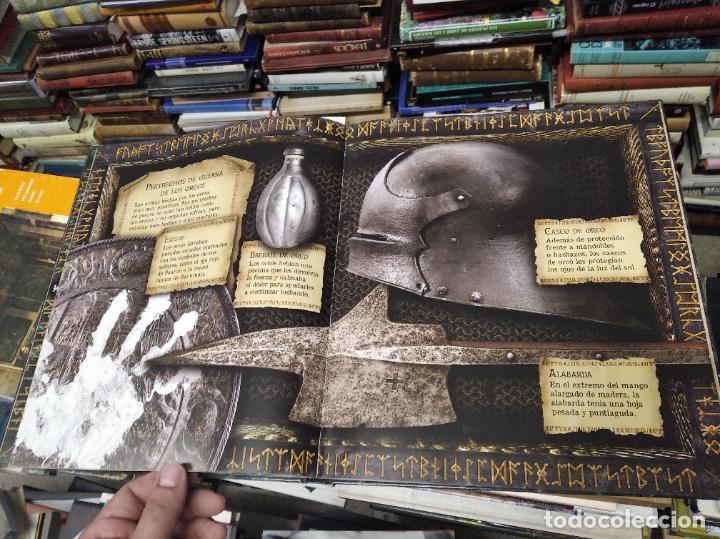 Libros de segunda mano: COLECCIÓN COMPLETA EL HOBBIT . CRÓNICAS . 6 TOMOS + MAPS OF TOLKIENS + EL MUNDO DE TOLKIEN - Foto 152 - 210151335