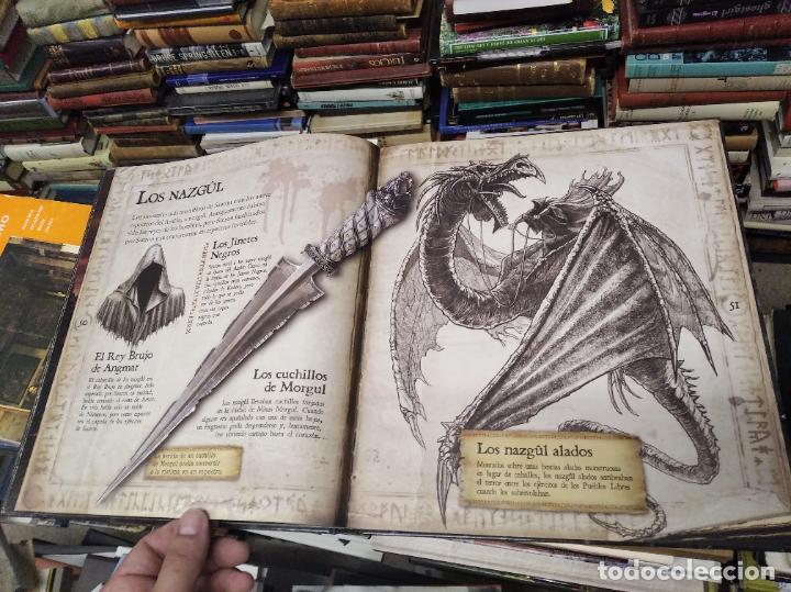 Libros de segunda mano: COLECCIÓN COMPLETA EL HOBBIT . CRÓNICAS . 6 TOMOS + MAPS OF TOLKIENS + EL MUNDO DE TOLKIEN - Foto 154 - 210151335