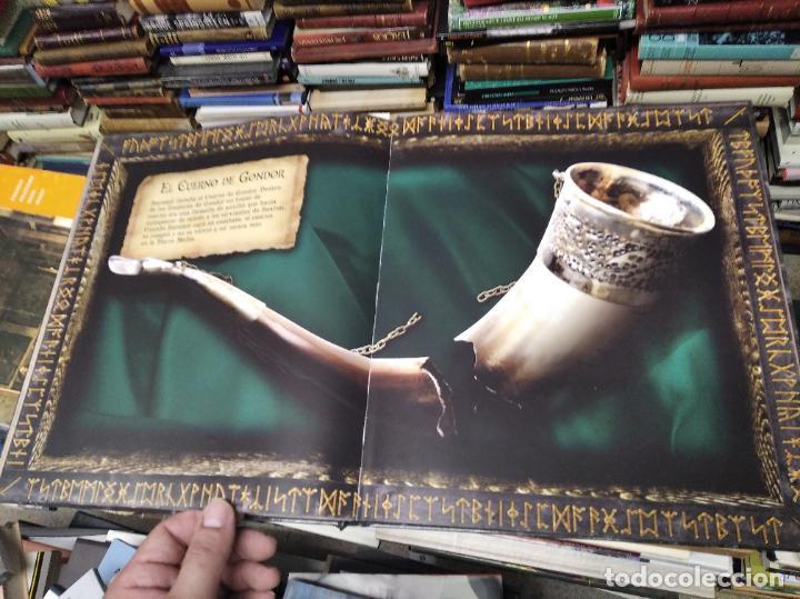 Libros de segunda mano: COLECCIÓN COMPLETA EL HOBBIT . CRÓNICAS . 6 TOMOS + MAPS OF TOLKIENS + EL MUNDO DE TOLKIEN - Foto 157 - 210151335