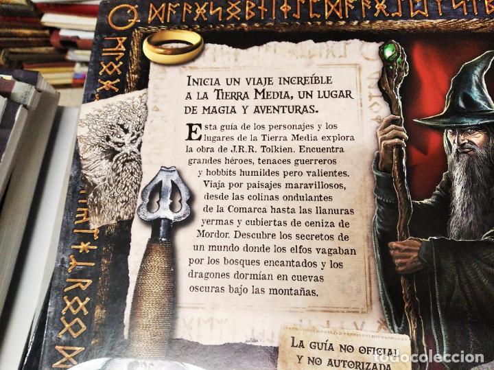 Libros de segunda mano: COLECCIÓN COMPLETA EL HOBBIT . CRÓNICAS . 6 TOMOS + MAPS OF TOLKIENS + EL MUNDO DE TOLKIEN - Foto 159 - 210151335