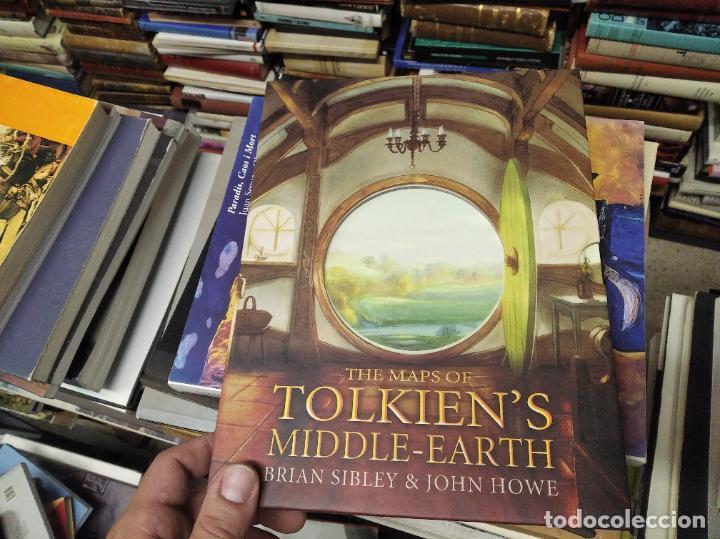 Libros de segunda mano: COLECCIÓN COMPLETA EL HOBBIT . CRÓNICAS . 6 TOMOS + MAPS OF TOLKIENS + EL MUNDO DE TOLKIEN - Foto 160 - 210151335
