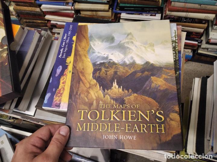 Libros de segunda mano: COLECCIÓN COMPLETA EL HOBBIT . CRÓNICAS . 6 TOMOS + MAPS OF TOLKIENS + EL MUNDO DE TOLKIEN - Foto 161 - 210151335