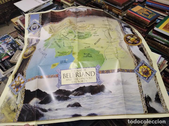 Libros de segunda mano: COLECCIÓN COMPLETA EL HOBBIT . CRÓNICAS . 6 TOMOS + MAPS OF TOLKIENS + EL MUNDO DE TOLKIEN - Foto 163 - 210151335