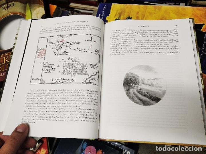Libros de segunda mano: COLECCIÓN COMPLETA EL HOBBIT . CRÓNICAS . 6 TOMOS + MAPS OF TOLKIENS + EL MUNDO DE TOLKIEN - Foto 168 - 210151335