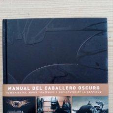 Libros de segunda mano: MANUAL DEL CABALLERO OSCURO - BATMAN - 2012 - TIMUN MAS. Lote 210569576