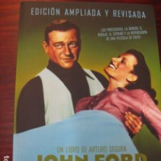 Libros de segunda mano: LIBRO - JOHN FORD EN INNISFREE HISTORIA HOMBRE TRANQUILO - ED. T&B - ARTURO SEGURA - EN CASTELLANO. Lote 211590086