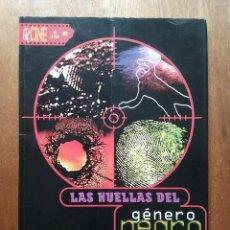 Libros de segunda mano: LAS HUELLAS DEL GENERO NEGRO, EL CINE DE LA CAJA 42, CAJA DE ASTURIAS. Lote 211933558
