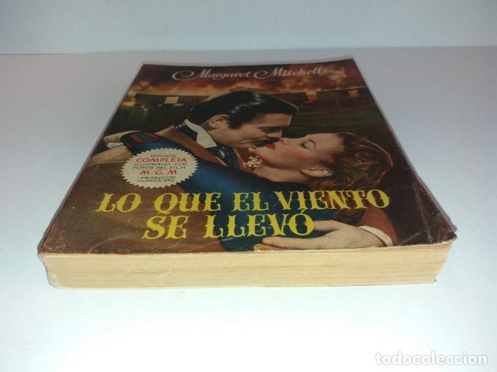 Libros de segunda mano: LEGENDARIA LO QUE EL VIENTO SE LLEVO 32 LAMINAS METRO GOLDWYNG MAYER MAS DE 70 AÑOS - Foto 31 - 212072450