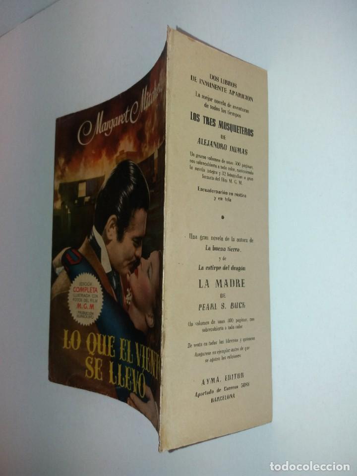 Libros de segunda mano: LEGENDARIA LO QUE EL VIENTO SE LLEVO 32 LAMINAS METRO GOLDWYNG MAYER MAS DE 70 AÑOS - Foto 36 - 212072450