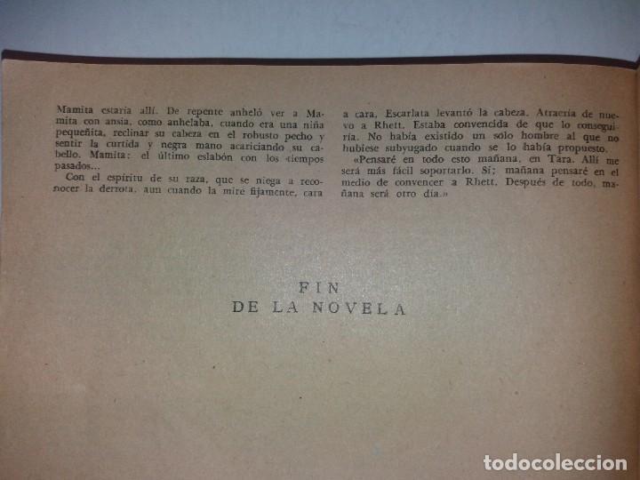Libros de segunda mano: LEGENDARIA LO QUE EL VIENTO SE LLEVO 32 LAMINAS METRO GOLDWYNG MAYER MAS DE 70 AÑOS - Foto 41 - 212072450