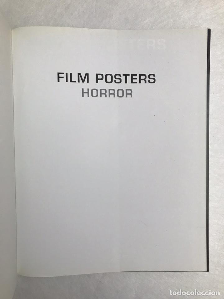 Libros de segunda mano: FILM POSTERS HORROR. CARTELES DE CINE DE HORROR. - Foto 6 - 212411730