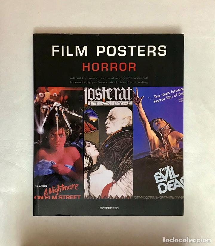 FILM POSTERS HORROR. CARTELES DE CINE DE HORROR. (Libros de Segunda Mano - Bellas artes, ocio y coleccionismo - Cine)