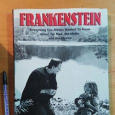 Libros de segunda mano: THE ESSENTIAL FRANKENSTEIN · BY ROBERT JAMESON · CRESCENT BOOKS, NEW YORK, 1992. Lote 212534378
