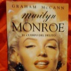 Libros de segunda mano: MARILYN MONROE EL CUERPO DEL DELITO. Lote 213371977