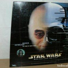 Libros de segunda mano: KENNER STAR WARS MASTERPIECE EDITION ANAKIN SKYWALKER FIGURE +LIBRO 1998 LTD. ED. Lote 213636121