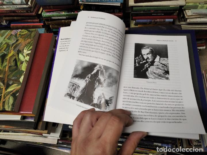 Libros de segunda mano: TIM BURTON POR TIM BURTON .MARK SALISBURY,EDITOR. PRÓLOGO JOHNNY DEPP . EDITORIAL ALBA . 2012 - Foto 6 - 213769866