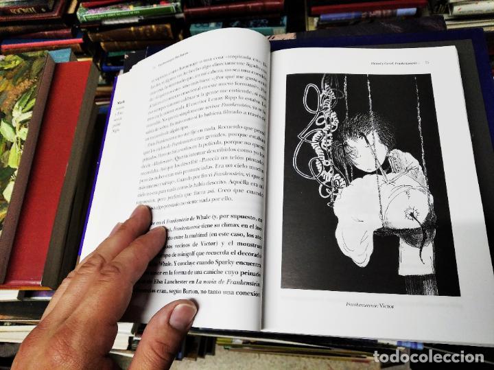 Libros de segunda mano: TIM BURTON POR TIM BURTON .MARK SALISBURY,EDITOR. PRÓLOGO JOHNNY DEPP . EDITORIAL ALBA . 2012 - Foto 8 - 213769866