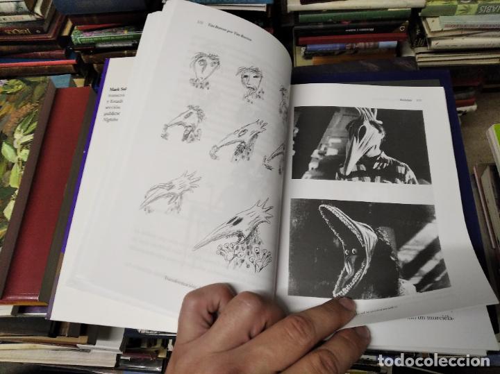 Libros de segunda mano: TIM BURTON POR TIM BURTON .MARK SALISBURY,EDITOR. PRÓLOGO JOHNNY DEPP . EDITORIAL ALBA . 2012 - Foto 10 - 213769866