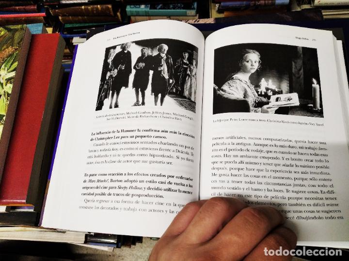 Libros de segunda mano: TIM BURTON POR TIM BURTON .MARK SALISBURY,EDITOR. PRÓLOGO JOHNNY DEPP . EDITORIAL ALBA . 2012 - Foto 18 - 213769866