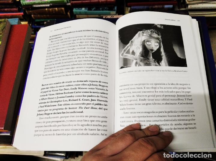 Libros de segunda mano: TIM BURTON POR TIM BURTON .MARK SALISBURY,EDITOR. PRÓLOGO JOHNNY DEPP . EDITORIAL ALBA . 2012 - Foto 21 - 213769866