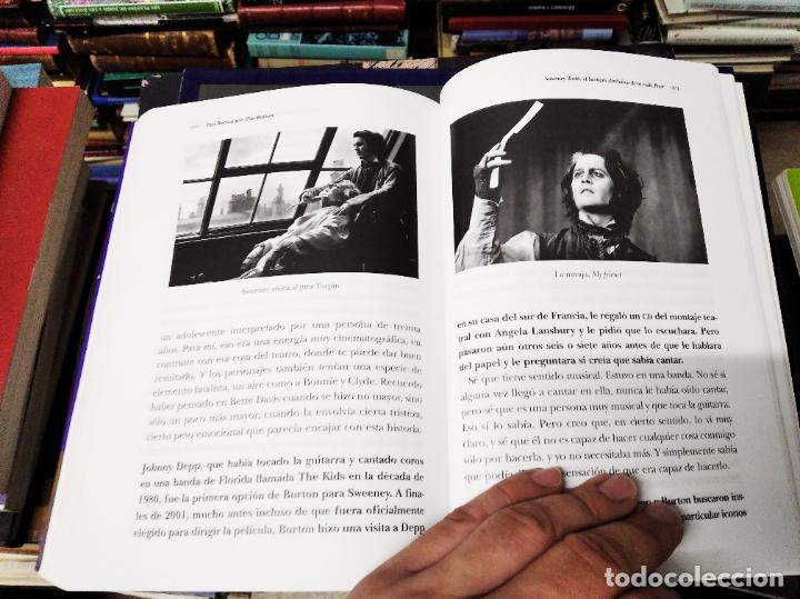 Libros de segunda mano: TIM BURTON POR TIM BURTON .MARK SALISBURY,EDITOR. PRÓLOGO JOHNNY DEPP . EDITORIAL ALBA . 2012 - Foto 22 - 213769866