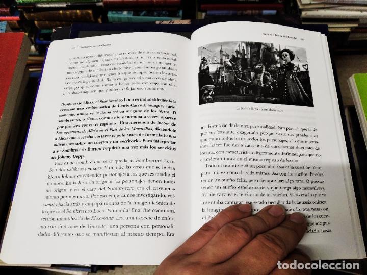 Libros de segunda mano: TIM BURTON POR TIM BURTON .MARK SALISBURY,EDITOR. PRÓLOGO JOHNNY DEPP . EDITORIAL ALBA . 2012 - Foto 23 - 213769866