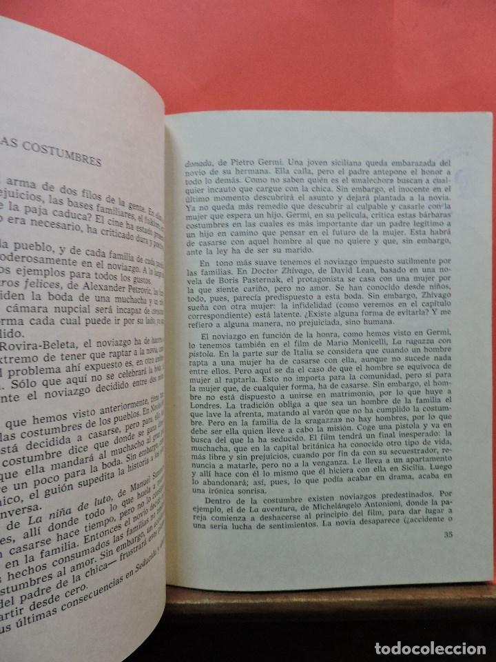 Libros de segunda mano: Matrimonio y cine. PUERTO, Carlos. Editorial Alameda. Madrid 1969. - Foto 2 - 213771588