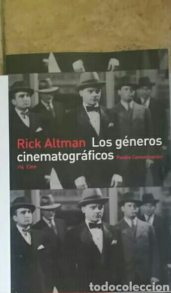 LOS GENEROS CINEMATOGRAFICOS RICK ALTMAN (Libros de Segunda Mano - Bellas artes, ocio y coleccionismo - Cine)
