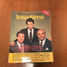 Libros de segunda mano: INTERFILMS. Lote 215048725