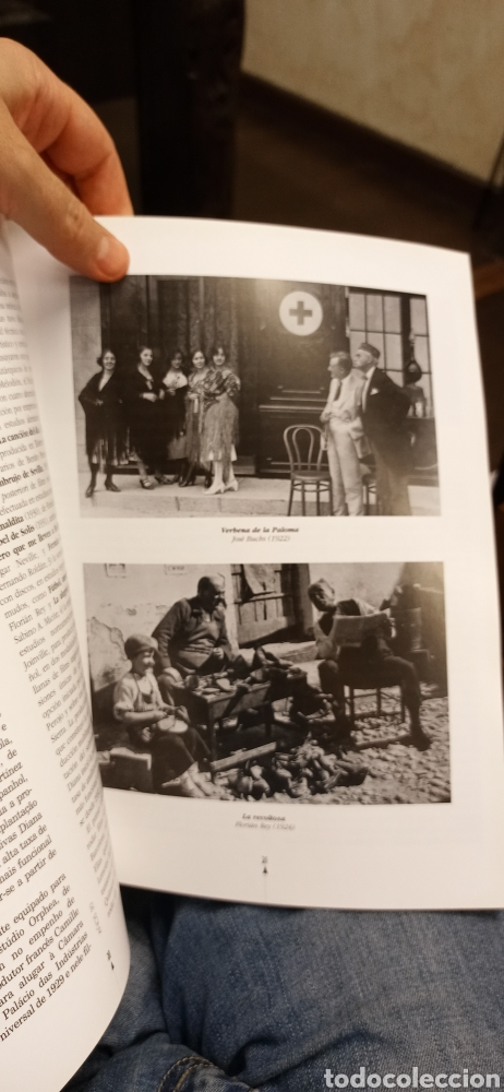 Libros de segunda mano: Clásicos y modernos del cine español. Para la Expo de Lisboa en 1998 - Foto 2 - 215566533