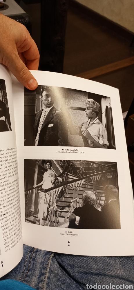 Libros de segunda mano: Clásicos y modernos del cine español. Para la Expo de Lisboa en 1998 - Foto 3 - 215566533