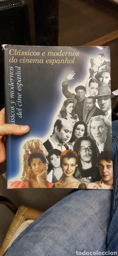 CLÁSICOS Y MODERNOS DEL CINE ESPAÑOL. PARA LA EXPO DE LISBOA EN 1998 (Libros de Segunda Mano - Bellas artes, ocio y coleccionismo - Cine)