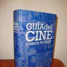 Libri di seconda mano: GUÍA DEL CINE - CARLOS AGUILAR - CÁTEDRA, MUY BUEN ESTADO. Lote 216844545