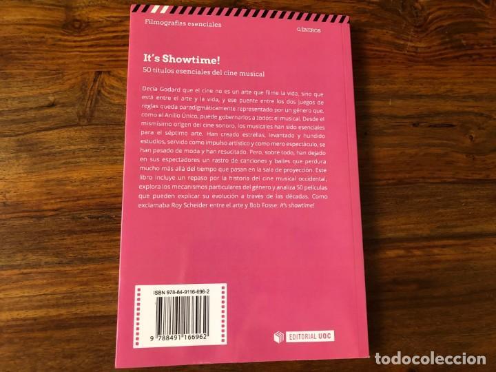 Libros de segunda mano: Its Showtime !. 50 títulos esenciales del cine musical. Marcos Muñoz. Edit. UOC - Foto 2 - 216858766