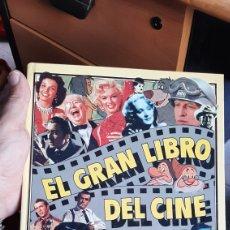 Libros de segunda mano: EL GRAN LIBRO DEL CINE, POR JOEL W. FINLER, AÑO 1979. Lote 217681827