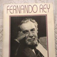 Libros de segunda mano: FERNANDO REY (PACUAL CEBOLLADA).. Lote 218034508