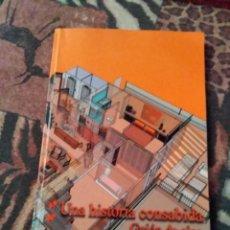 Libros de segunda mano: UNA HISTORIA CONSABIDA. GUIÓN DE CINE. MAITE SANTOLARIA. EDICIÓN DE 2016. MUY RARO. DANI.. Lote 218061826
